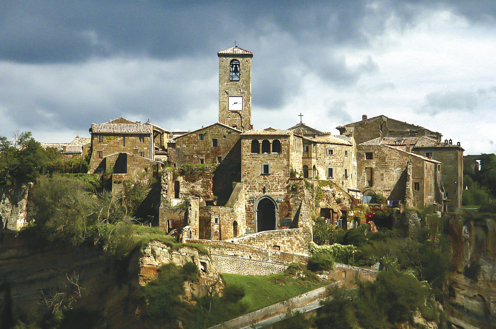 CIVITA DI BAGNOREGIO TOURIST OFFICE - PROMO TUSCIA